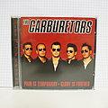 The Carburetors Cd and  Lp Collection + Sticker Tape / Vinyl / CD / Recording etc