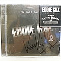 Eddie Guz I'm Not Done Signed Cd Tape / Vinyl / CD / Recording etc