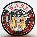 W.a.s.p I'm a mean motherf¨¨king man patch