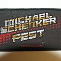 Michael Schenker Fest patch