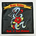 Rose Tattoo Rock 'n' Roll Outlaws patch ( Rare )