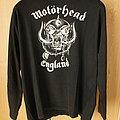 Motörhead - TShirt or Longsleeve - Motörhead 20 anniversary official Longsleeve Shirt + Flyer of the gig