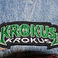 Krokus Krokus patch ( Very rare )