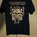The Carburetors - TShirt or Longsleeve - The Carburetors Fast Forward Rock&Roll Oslo official T Shirt
