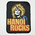 Hanoi Rocks patch