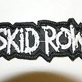 Skid Row patch