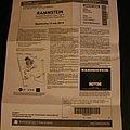 Rammstein - Other Collectable - Rammstein Concert Ticket