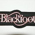 Blackfoot - Patch - Blackfoot patch