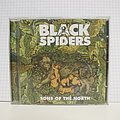 Black Spiders Sons Of The Nord Signed Cd Tape / Vinyl / CD / Recording etc