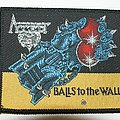 Accept Balls to the wall patch
