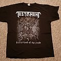 Testament - Brotherhood of the snake tourshirt