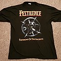 Pestilence - Testimony tour shirt