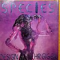 HR Giger - Species Design (book) Other Collectable