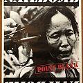 Nailbomb - Point Blank (Poster)