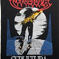 Sepultura - Zombie 1990 backpatch