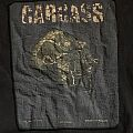 Carcass Backpatch 1990