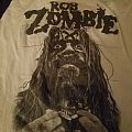 Rob Zombie & Korn Tour baseball shirt