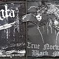 Mgla and Darkthrone Patches joined forces