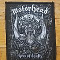 Motörhead Kiss of Death Patch