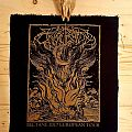 Wolves in the throne room Beltane 2017 Tour Backpatch