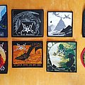 All woven Summoning Album-Art Patches to date