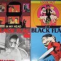 Black Flag Lp Collection