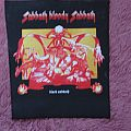Black Sabbath - Sabbath Bloody Sabbath Backpatch