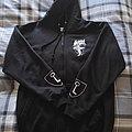 Black Cilice hoodie Hooded Top