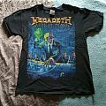 Megadeth - Rust In Peace Twentieth Anniversary TShirt or Longsleeve