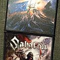 """Sabaton - Patch - Sabaton """"The Last Stand"""" and """"Primo Victoria"""" patches"""