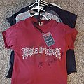 Cradle of Filth signed Midian shirt