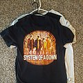 System of a Down tour shirt