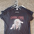 Cannibal Corpse Disfigured shirt