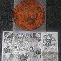 Impetigo -Buio Omega picture disk Tape / Vinyl / CD / Recording etc