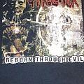Reborn through evil TShirt or Longsleeve