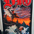 Holy Diver flag Other Collectable