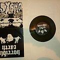 Psycho / Horrible Earth split  Tape / Vinyl / CD / Recording etc