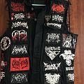 Black/Death metal jacket