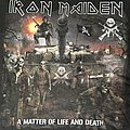 Iron Maiden - A Matter Of Life and Death shirt