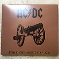 AC/DC - For Those About To Rock digipack