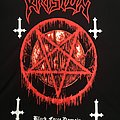 Krisiun - Black Force Domain shirt
