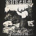 Burzum - Filosofem hoodie Hooded Top