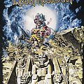 Iron Maiden - Somewhere Back in Time shirt