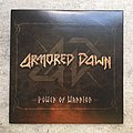 Armored Dawn - Power of Warrior promo CD Tape / Vinyl / CD / Recording etc