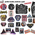 Witchcraft - Patch - WANTED patches!