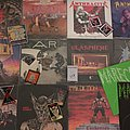 French Heavy Metal/Hard Rock Collection (Only Lp and Tapes) Tape / Vinyl / CD / Recording etc