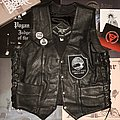 Mystery and Imagination Theme Kutte Battle Jacket