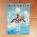 Iron Maiden - Patch - Iron Maiden - Seventh Son Of A Seventh Son Backpatch