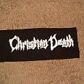 Christian Death Patch