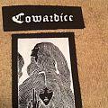 Cowardice - Patch - Cowardice Patches (Official)